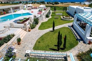 Facilities of Blue Mare Villas