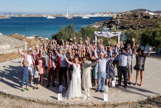 wedding locations in paros