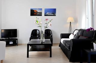 thalassa villa sitting room