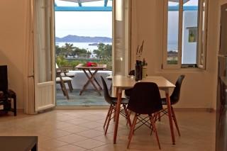 Vrachos villa view to rent